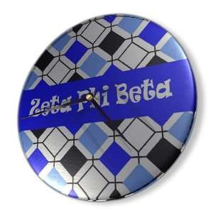 Zeta Phi Beta Wall Clock: Everything Else