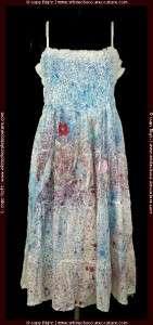 NEW $145 White Chocolate Tiered Sun Dress Plus XL / XXL