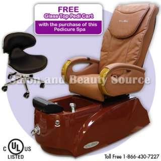 Salon Equipment Pedicure Pedi Chair Unit Spa Foot Cleo