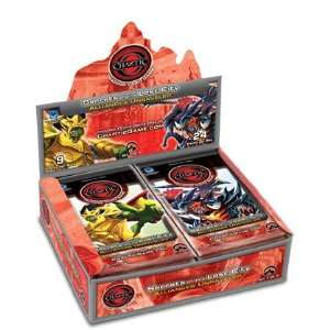 City Alliances Unraveled Series 8 Trading Card Game Booster Box TCG