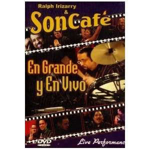 SON CAFE : EN GRANDES Y EN VIVO: Movies & TV