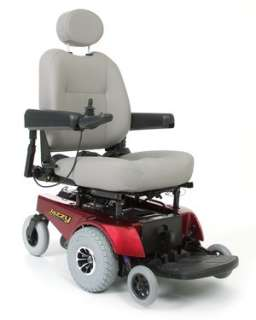 Pride Jazzy Select 7 Electric Wheelchair Call us at 1 800 659 6498