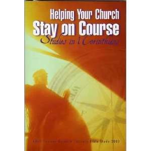 adult learner guide, January Bible study 2003 (Adult January Bible