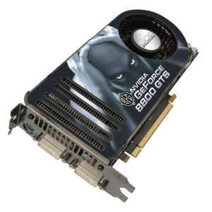 GeForce 8800 GTS OC2 640MB PCI Express Graphics Card Electronics