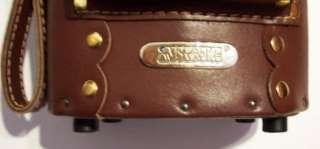 New Instroke Cowboy 2x4 Chestnut Leather Case, ISC24 CH