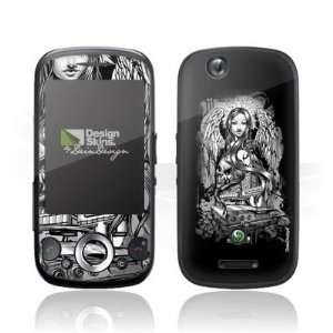 Design Skins for Sony Ericsson Zylo   Joker   Lost Angel