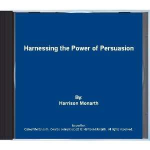 harnessing the science of persuasion article Harnessing the science of persuasion robert b cialdini is the regents'professor of psychology at arizona state university and the author of influence.