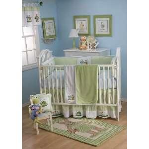 Kelly Righsell Peie Playmaes 4 Piece Crib Bedding Se