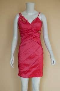 Sweetheart Spaghetti Strap Dress/ Mustard, Teal, Red, Black