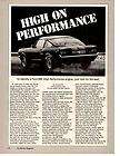 HOW TO IDENTIFY A FORD 289 HIGH PERFORMANCE ENGINE ~ NICE 4 PAGE