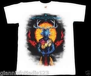 Mastodon Blood Mountain t shirt