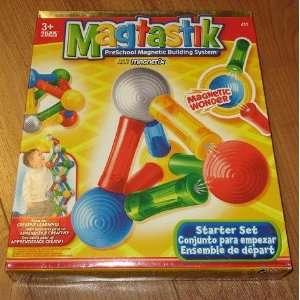 Magtastik Preschool Magnetic Building System Toys & Games