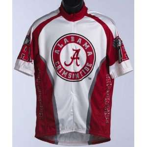 Alabama Crimson Tide Bike Jersey Memorabilia. Sports
