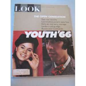 Look Magazine September 20, 1966 Books