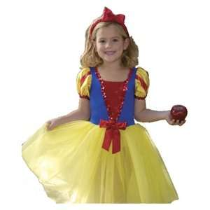 Deluxe Forest Princess Dress Child Costume Toys & Games