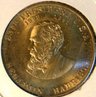 Harrison MINT Version #1 Commemorative Bronze Medal   Token   Coin