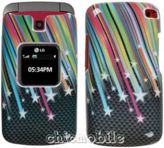 TRACFONE STRAIGHT TALK Case Cover LG 420g 420 CF STAR