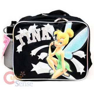 Disney TinkerBell School Backpack Lunch Bag Set  Tink