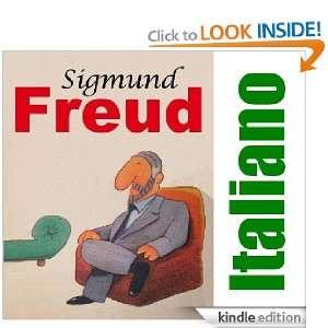 Sigmund Freud (Italian Edition) Marco Bonafede  Kindle