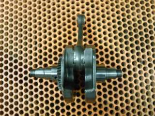 00 07 Bombardier DS650 DS 650 Crankshaft Crank