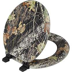 Magnolia Mossy Oak Camouflage Toilet Seat  Overstock