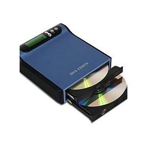 Dupe© EZD880 Slim Single Target Portable DVD Duplicator Electronics