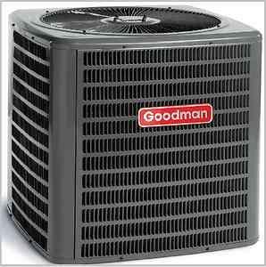 13 Seer Goodman Dry Ship R 22 Split System Air Conditioner Condenser