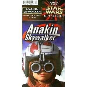 Star Wars Sticker~ Star Wars Episode I~ Anakin Skywalker