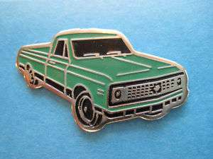 1970 CHEVY TRUCK   hat pin, lapel pin, hatpin, tie tac