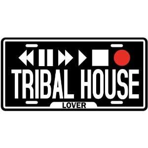 New play breakbeat license plate music for Tribal house music