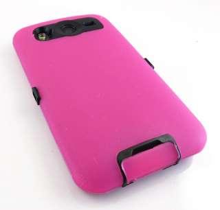 HARD CASE COVER HTC INSPIRE 4G DESIRE HD ATT PHONE ACCESSORY
