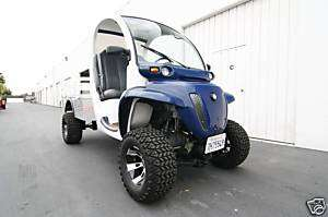 GEM LIFT KIT E825 ELECTRIC GOLF CART NEW 2 or 4 passenger seat