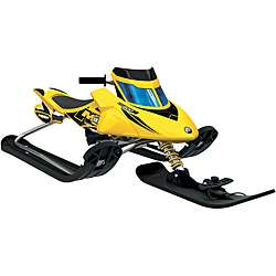 Outer Edge X Games Snow Moto Yellow Sled |