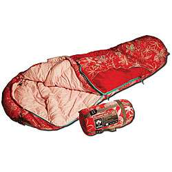 Grizzly Kids Flower 35 degree Mummy Bag  Overstock