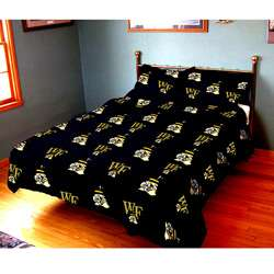 Wake Forest Bed in Bag with Sheet Set  Overstock