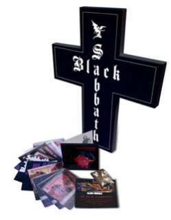 Black Sabbath   Black Sabbath (Cross Box) [11/30]