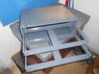 Durham 302 95 Steel 2 Drawer Slide Rack Cabinet