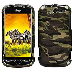 HTC myTouch 4G Camo Protector Case