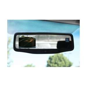 3.5 Auto Dimming Rear view Mirror with Compass and
