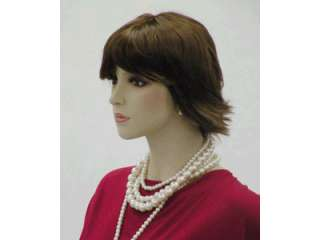 Female Wig Mannequin Head Hair for Mannequin #WG T11B