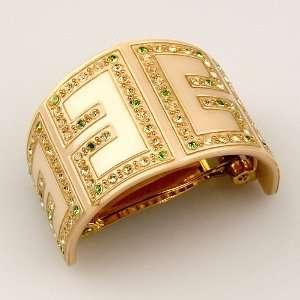 Cadence Gold   Cubitas Bellini Collection (Hand set Swarovski Crystals