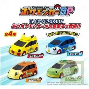 Pokemon Tomica Subarudo Pikachu Car Blind Box Figure Toys & Games