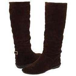 Charles David Alaskan Dark Brown Suede Boots