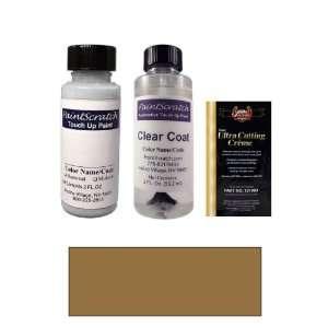 2 Oz. Walnut Brown Metallic Paint Bottle Kit for 1987