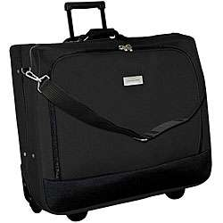 Black Wheeled Carry On Garment Bag Today $67.99 Compare $81.99