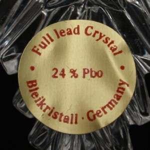 Crystal Snowflake Christmas Xmas Ornament Vintage MMA