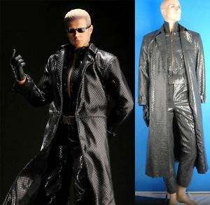 Resident Evil 5 Costume Albert Wesker Cosplay Costume