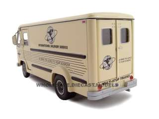 1961 DIVCO DI STEP DELIVERY VAN MODEL 70 1:34 DIECAST