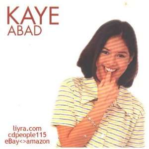 Kaye Abad   Philippine Music CD: Kaye Abad: Music