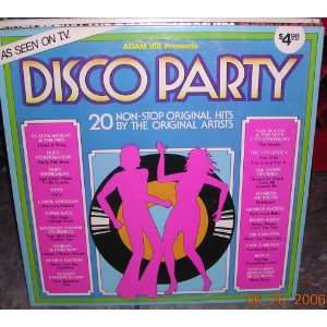 Adam VIII Ltd. Presents Disco Party: Various Artists: Music
